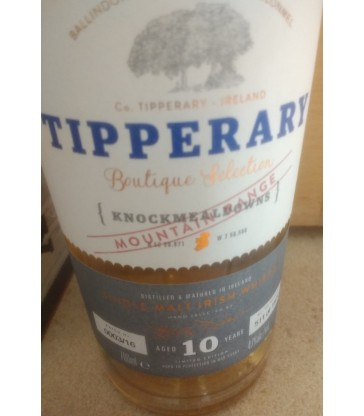 Tipperary Knockmealdowns 10 y