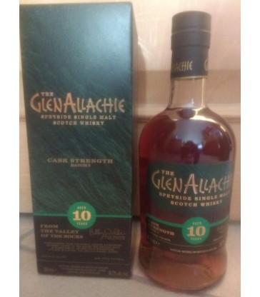 GlenAllachie 10Y CS Batch3