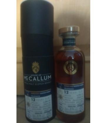 McCallum Teaninich 12y Côte de Nuit Finish