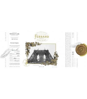 Pierre Ferrand Single Cask pour The Nectar