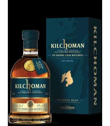 Kilchoman PX matured ed 2021