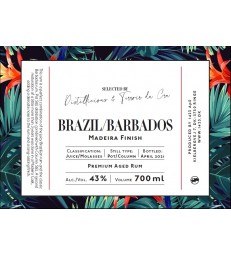 SBS Barbados/Brazil Madeira maturation