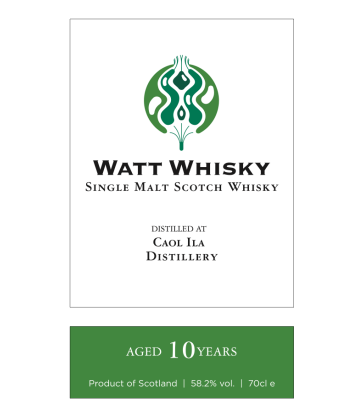 Caol Ila 10y Watt Whisky
