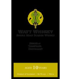 Tomintoul 10y Watt Whisky
