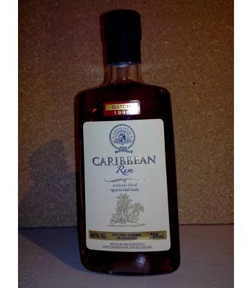 Carribean Rum 1996 16Y 46° .D .T