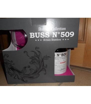 Buss 509 Raspberry Gift pack