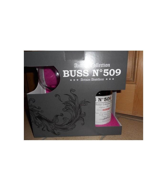 Buss 509 Raspberry