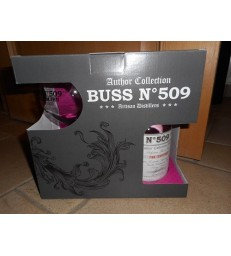 Buss 509 Pink Grapefruit gift pack