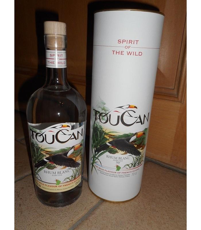Toucan Blanc