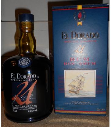 El Dorado 21 ans