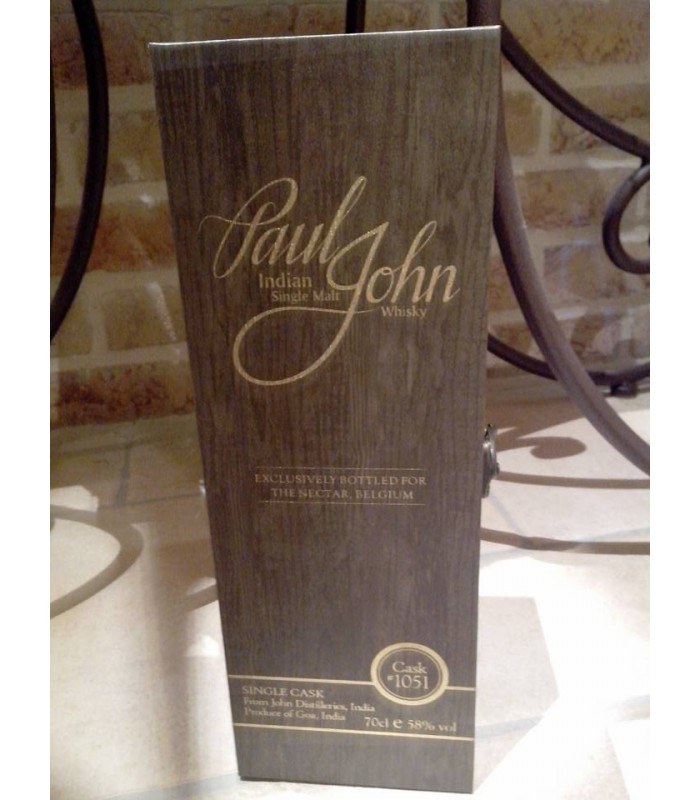 Paul John Single Cask The Nectar