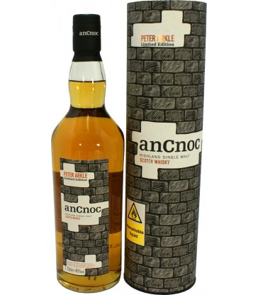 AnCnoc Peter Arkle Limited Edition 3the Release