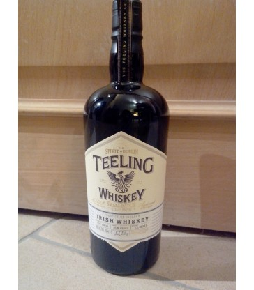 Teeling Small Batch Rum finish