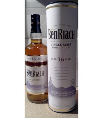 Benriach 16 y
