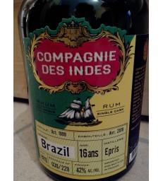 Compagnie des Indes Brazil 16y