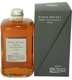 Nikka From the Barrel