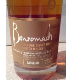 Benromach Sassicaia finish 2015