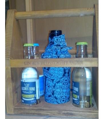 ferdinand's saar gin woodbox gift