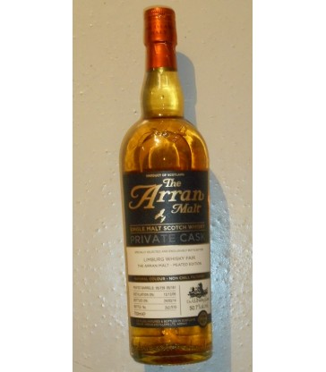 Arran 2005 9y private cask