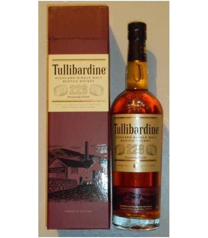Tullibardine 228 Burgundy Finish