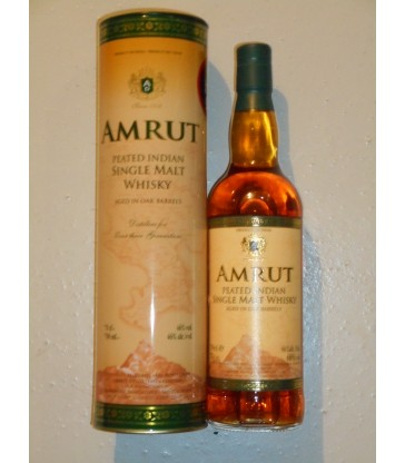 Amrut Peated Single Malt