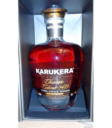Karukera Cuvée Christophe Colomb