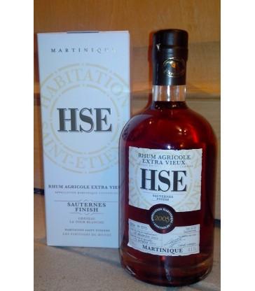 HSE Sauternes finish (2005)