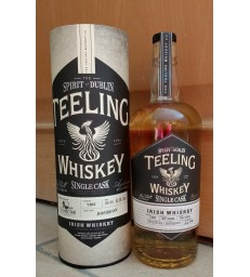 Teeling Bourbon Single Cask
