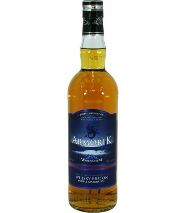 Armorik Double Maturation - Distillerie Warenghem