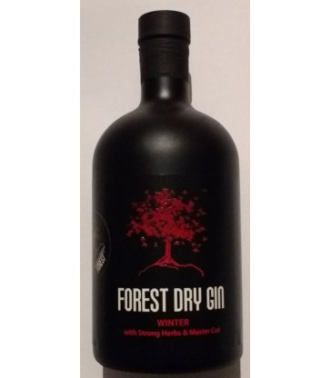 FOREST DRY GIN WINTER