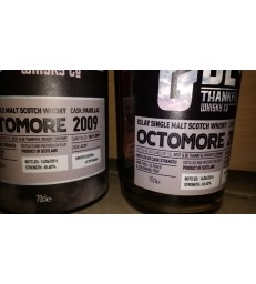 Octomore 2009 9y