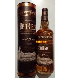 Benriach Septendecim